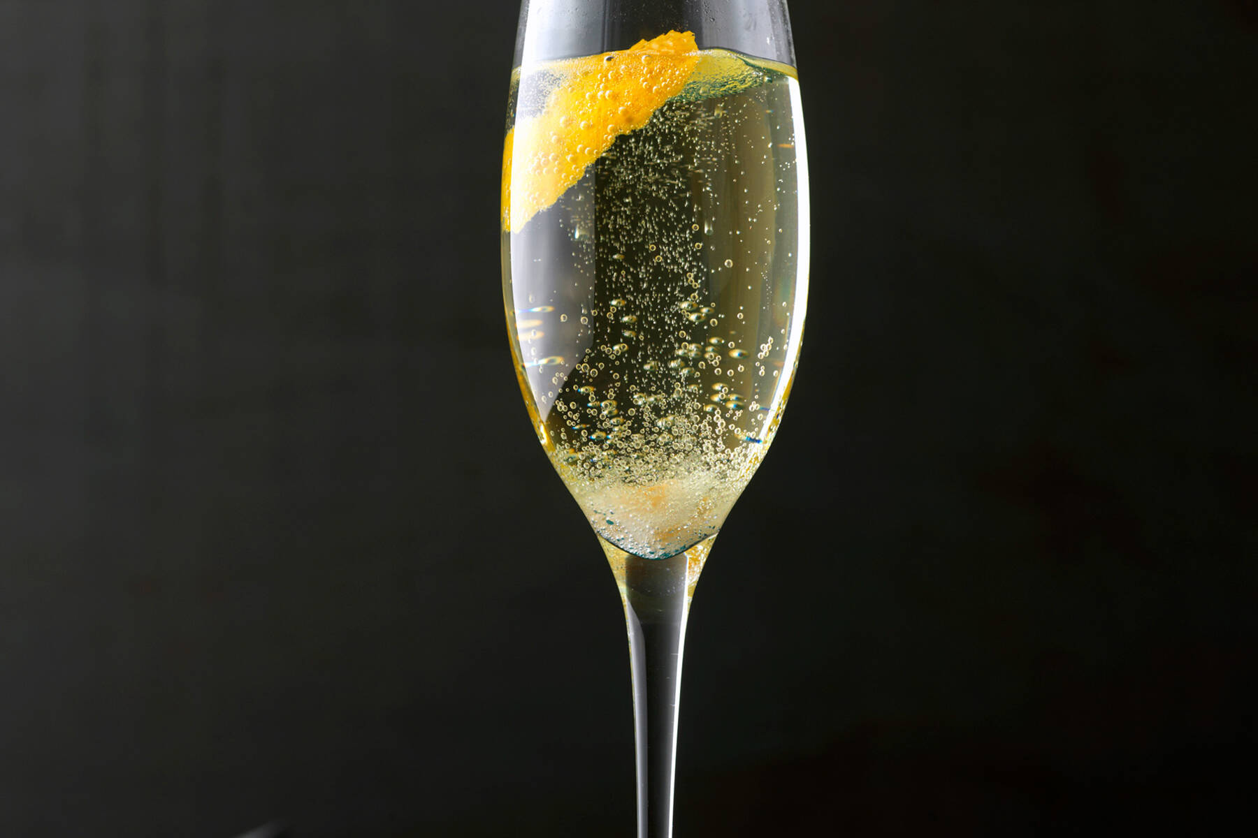 Champagner Cocktail Classic