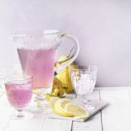 Lavendel-Limonade Purple Lady Lemonade