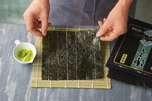 sushi selber machen schritt f r schritt zum perfekten sushi k cheng tter. Black Bedroom Furniture Sets. Home Design Ideas