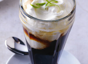 Eiskaffee »Sour«