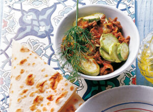 zucchini mit hackfleisch feta f llung rezept k cheng tter. Black Bedroom Furniture Sets. Home Design Ideas