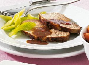 Hirschrücken Rosé Rezept Küchengötter