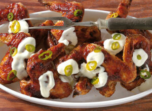 Chili-Chicken-Wings