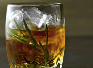Rosemary Old Fashioned