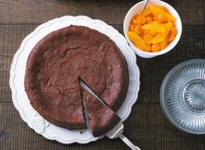 saftiger orangen mandel kuchen rezept k cheng tter. Black Bedroom Furniture Sets. Home Design Ideas