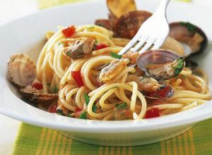 spaghetti alla busara rezept k cheng tter. Black Bedroom Furniture Sets. Home Design Ideas