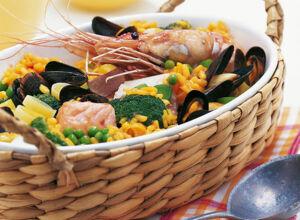 vegetarische gem se paella rezept k cheng tter. Black Bedroom Furniture Sets. Home Design Ideas