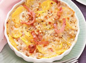 Kartoffelgratin für diabetiker