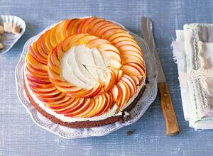 Kirsch Vanille Torte Rezept Kuchengotter