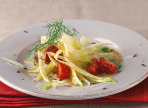 Fenchel-Carpaccio