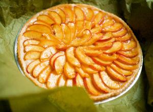 pfirsich nektarinen tarte rezept k cheng tter. Black Bedroom Furniture Sets. Home Design Ideas
