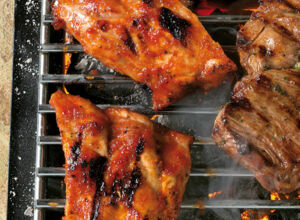 Barbecued Spareribs