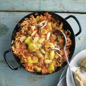 Spanische Küche - Spanische Rezepte | Küchengötter