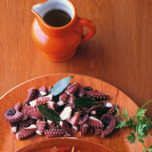 oktopus auf galicische art rezept k cheng tter. Black Bedroom Furniture Sets. Home Design Ideas