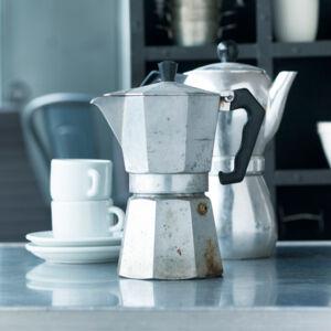 kaffee kochen herd