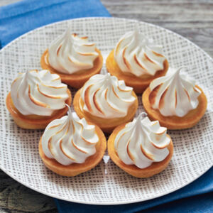 Meringue-Tarteletts