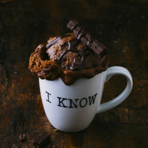Mug Cakes Kostliche Tassenkuchen Aus Der Mikrowelle Kuchengotter