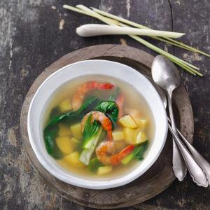 Vietnamesische Kartoffelsuppe
