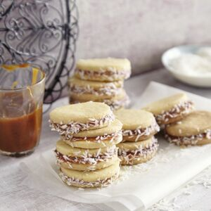 Beautiful Alfajores Mit Dulce De Leche