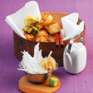 puten tempura rezept k cheng tter. Black Bedroom Furniture Sets. Home Design Ideas