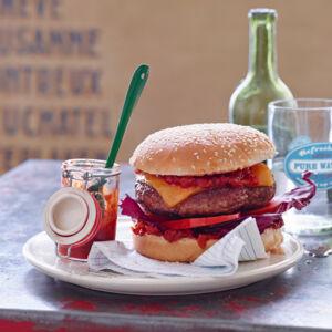 burger paradies die besten burger rezepte f r jeden geschmack k cheng tter. Black Bedroom Furniture Sets. Home Design Ideas