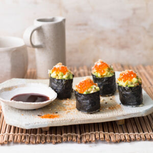 sushi selber machen die besten rezepte f r hoso maki. Black Bedroom Furniture Sets. Home Design Ideas