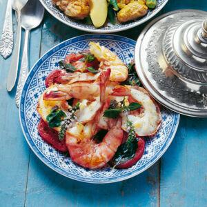 rezept f r tomatensalat mit argan l k cheng tter. Black Bedroom Furniture Sets. Home Design Ideas