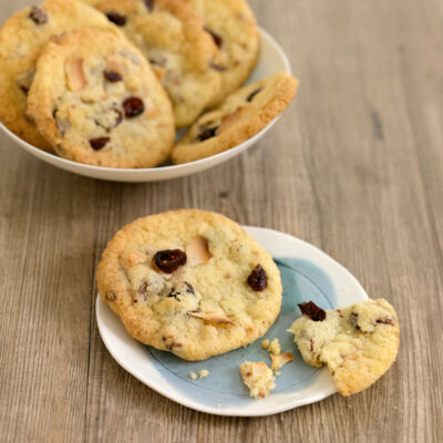 Cranberry-Softcookies