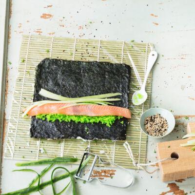 sushi selber machen mit diesen tipps uns rezepten werden sie zum profi k cheng tter. Black Bedroom Furniture Sets. Home Design Ideas