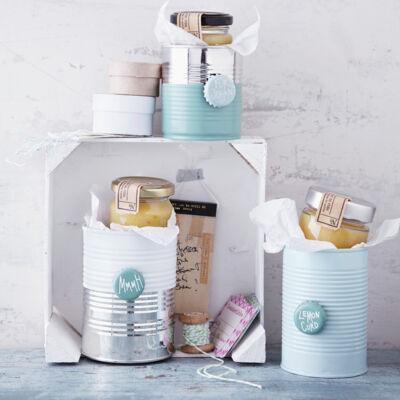 Toll Geschenke Aus Der Küche Verpackung Für Lemon Curd Basteln