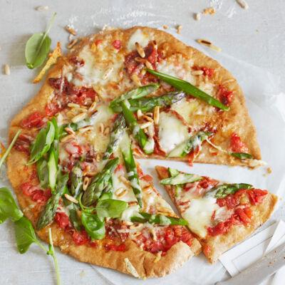 Vegi pizza rezept