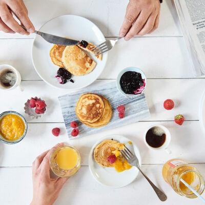 american pancakes rezepte tipps f r die zubereitung k cheng tter. Black Bedroom Furniture Sets. Home Design Ideas