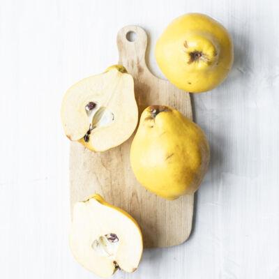 Quitten Rezepte Und Tipps Küchengötter