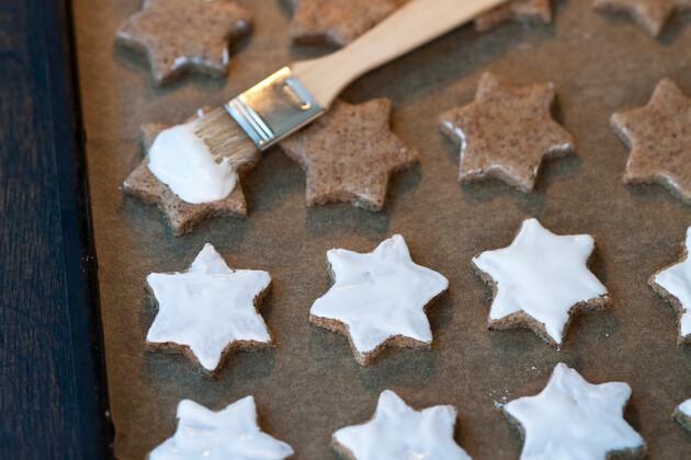 Glasur Weihnachtsplätzchen.Weihnachtsplätzchen Rezepte Tipps Ideen Küchengötter