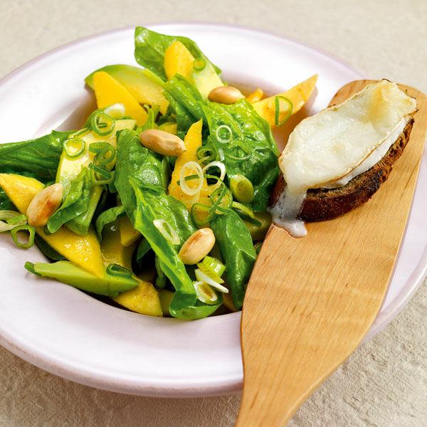 avocado mango salat mit k secro tons rezept k cheng tter. Black Bedroom Furniture Sets. Home Design Ideas