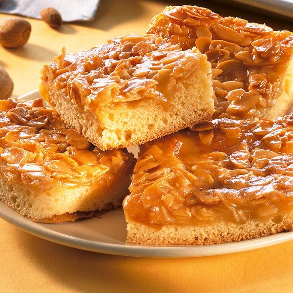 Kuchenklassiker Mandelkuchen Rezept Kuchengotter