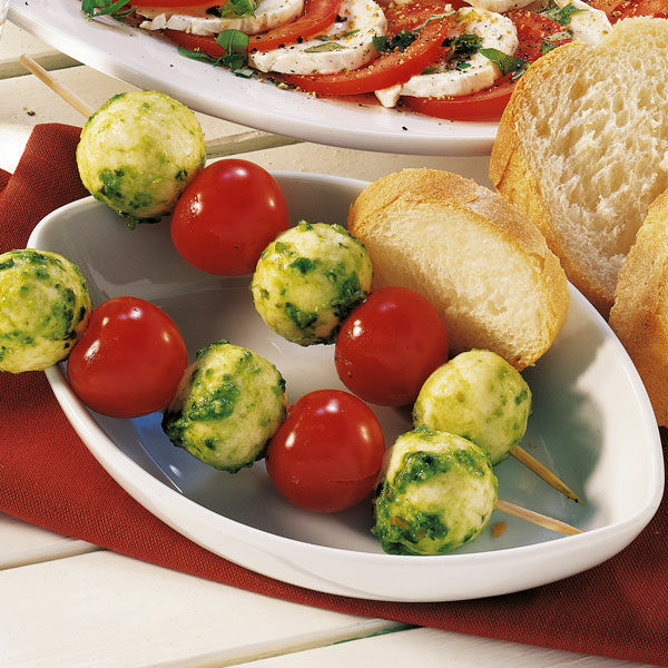 mozzarella tomaten spie e rezept k cheng tter. Black Bedroom Furniture Sets. Home Design Ideas