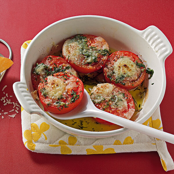gebackene tomaten rezept k cheng tter. Black Bedroom Furniture Sets. Home Design Ideas