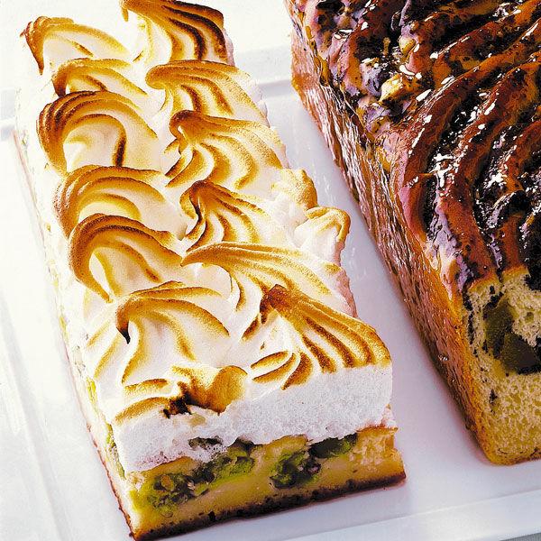 Stachelbeer Baiser Kuchen Rezept Kuchengotter