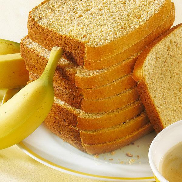 Joghurt Bananen Brot Rezept Fur Den Brotbackautomat Rezept