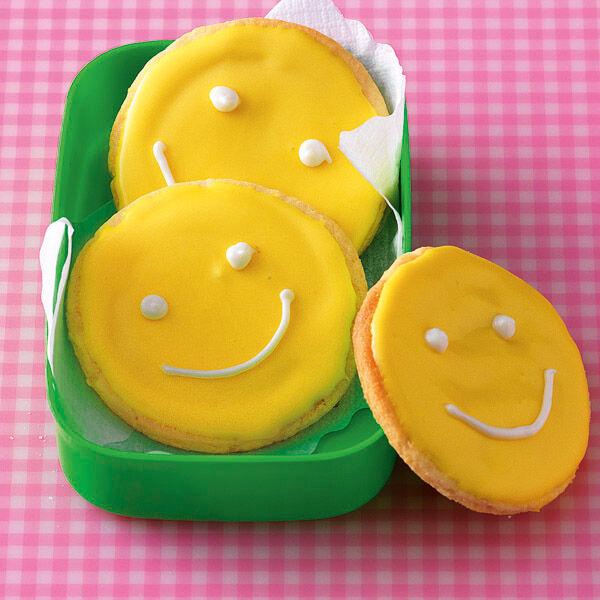 Smiley kekse rezept