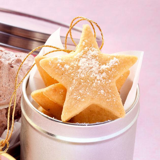 Schnelle Zarte Butterplätzchen Rezept Küchengötter