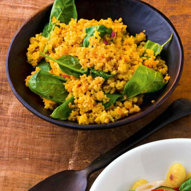linsen couscous salat rezept k cheng tter. Black Bedroom Furniture Sets. Home Design Ideas
