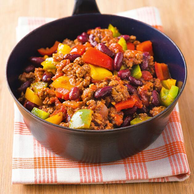 Chili Con Carne Mit Harissa Rezept Küchengötter
