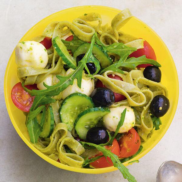 salat pasta