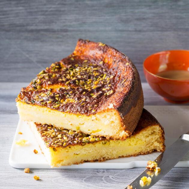 Orangen Quarkkuchen Rezept Kuchengotter