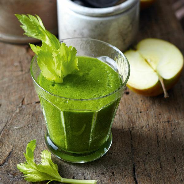 Zucchini Smoothie zur Gewichtsreduktion