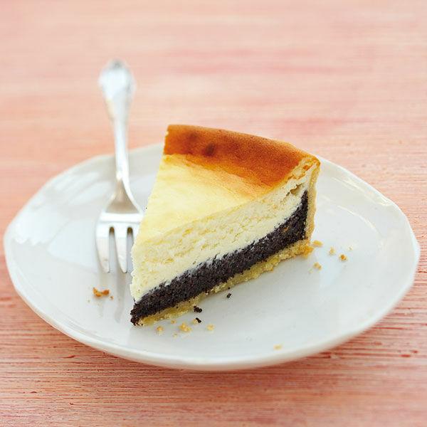 Mohn Kase Kuchen