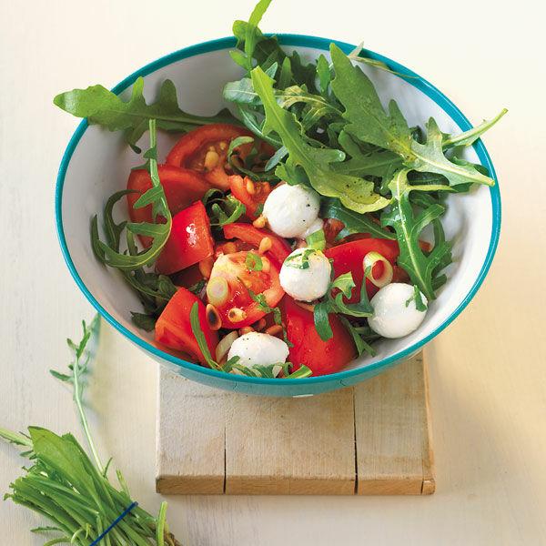 tomaten rucola salat rezept k cheng tter. Black Bedroom Furniture Sets. Home Design Ideas