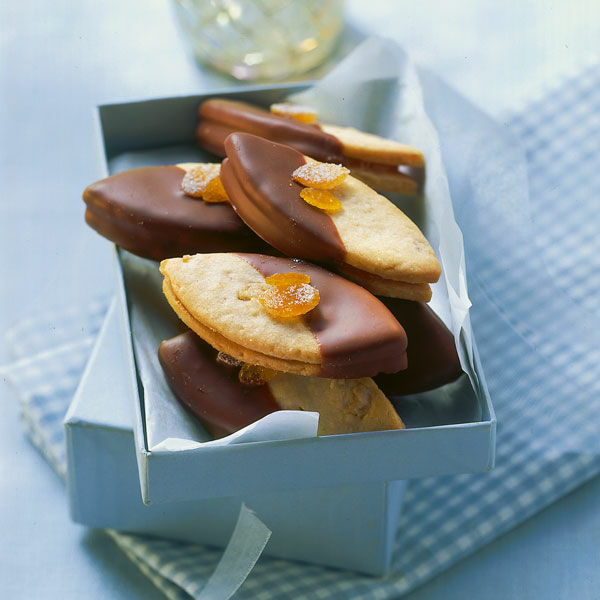 Rezept kekse mit nougat